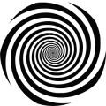 Words In Spirals (Image copyright hypnobeast.com)