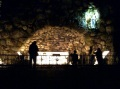 I will light a candle for you (photo take at University of Notre Dame's grotto).