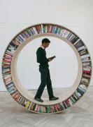 A well-rounded reader.  (image from ieatwords.com)