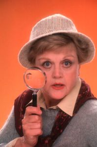 Angela Lansbury, she really killed me.