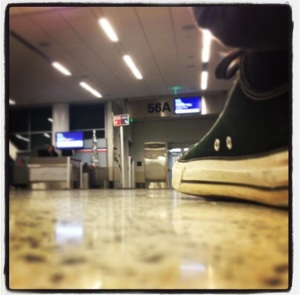 Bread crumbs and Airports (eternalDomnation).
