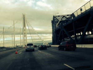 The Old Bay Bridge (photo eDomnation).